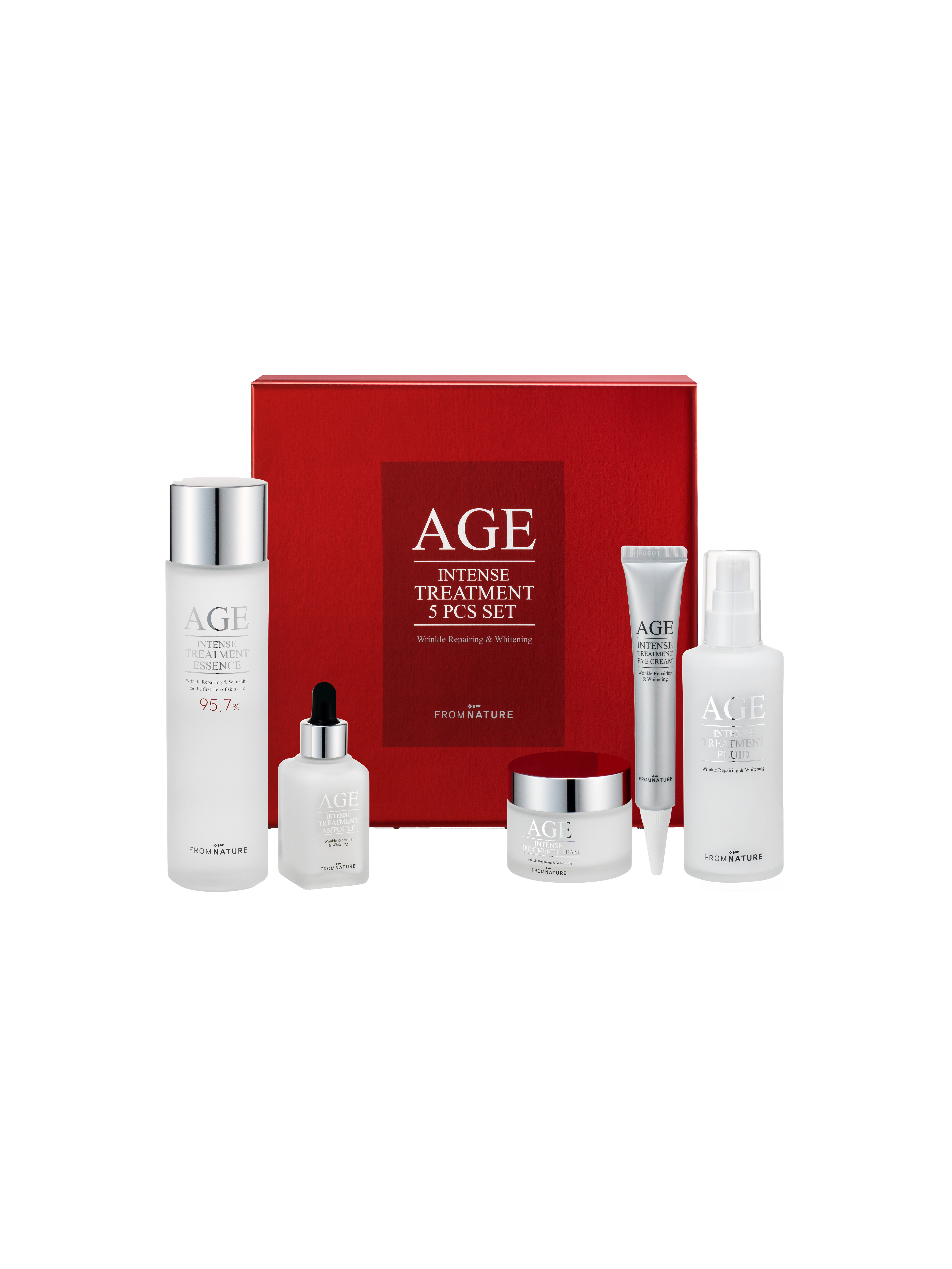 Age Intense Treatment Special 5 Item Set Limited Edition